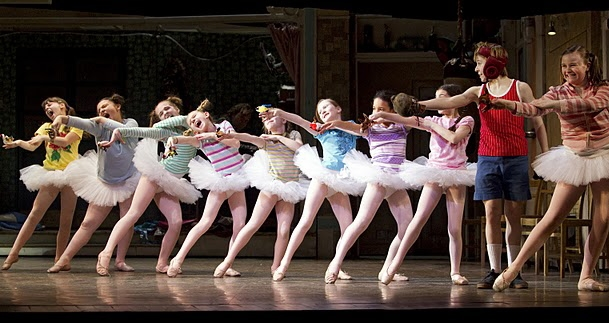 Billy Elliot The Musical, Chicago