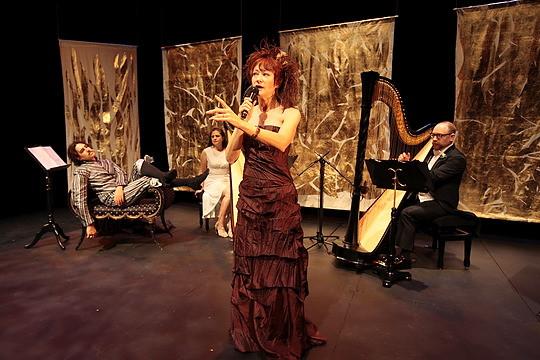 Dueling Harps, NY