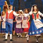 The Gondoliers, SF