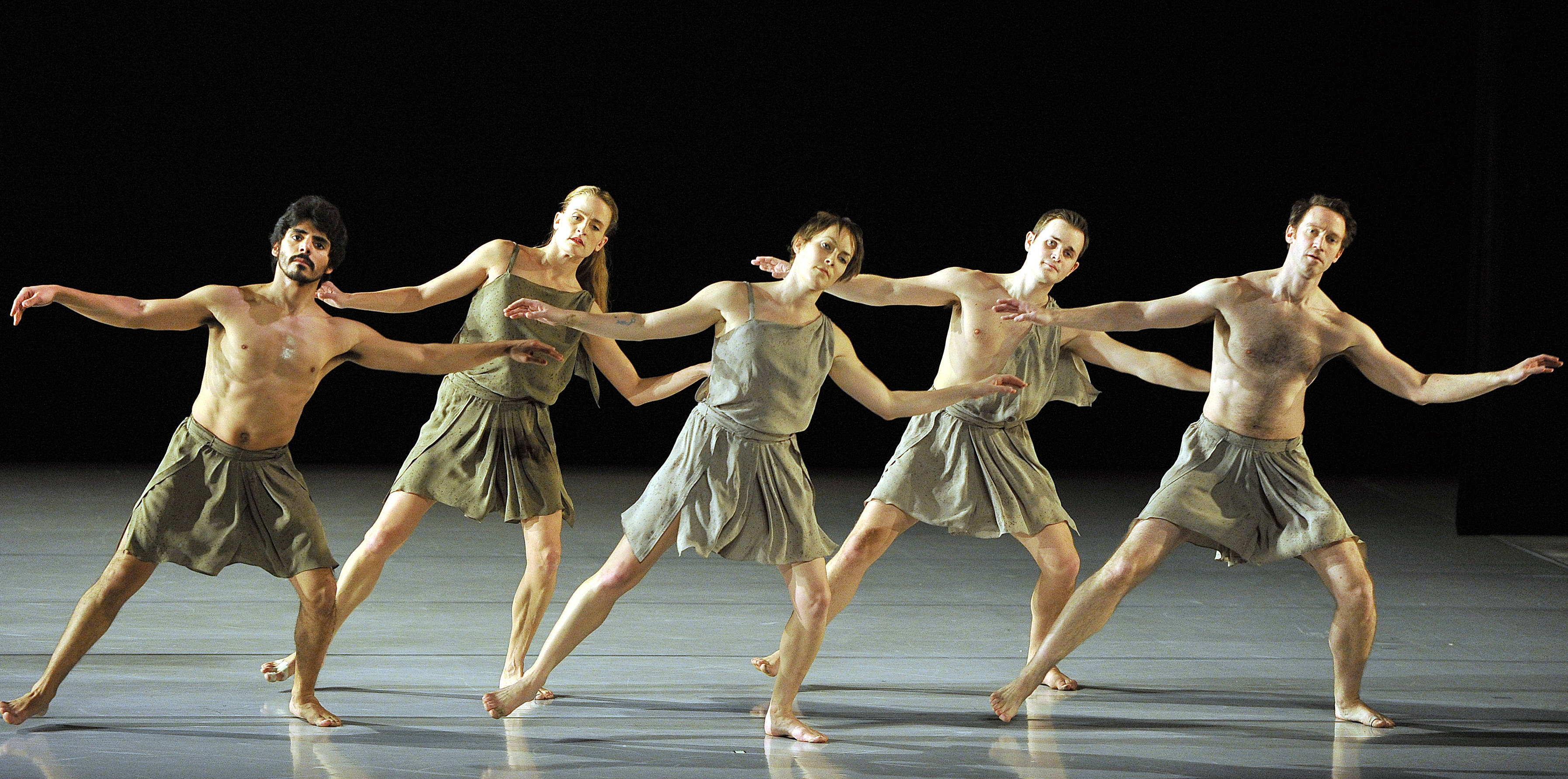 Mark Morris Dance Group, Socrates, Berkeley