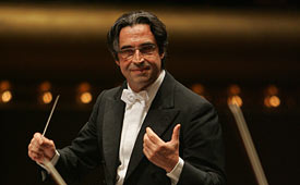 Riccardo Muti: Great Orchestras on Tour, Philadelphia