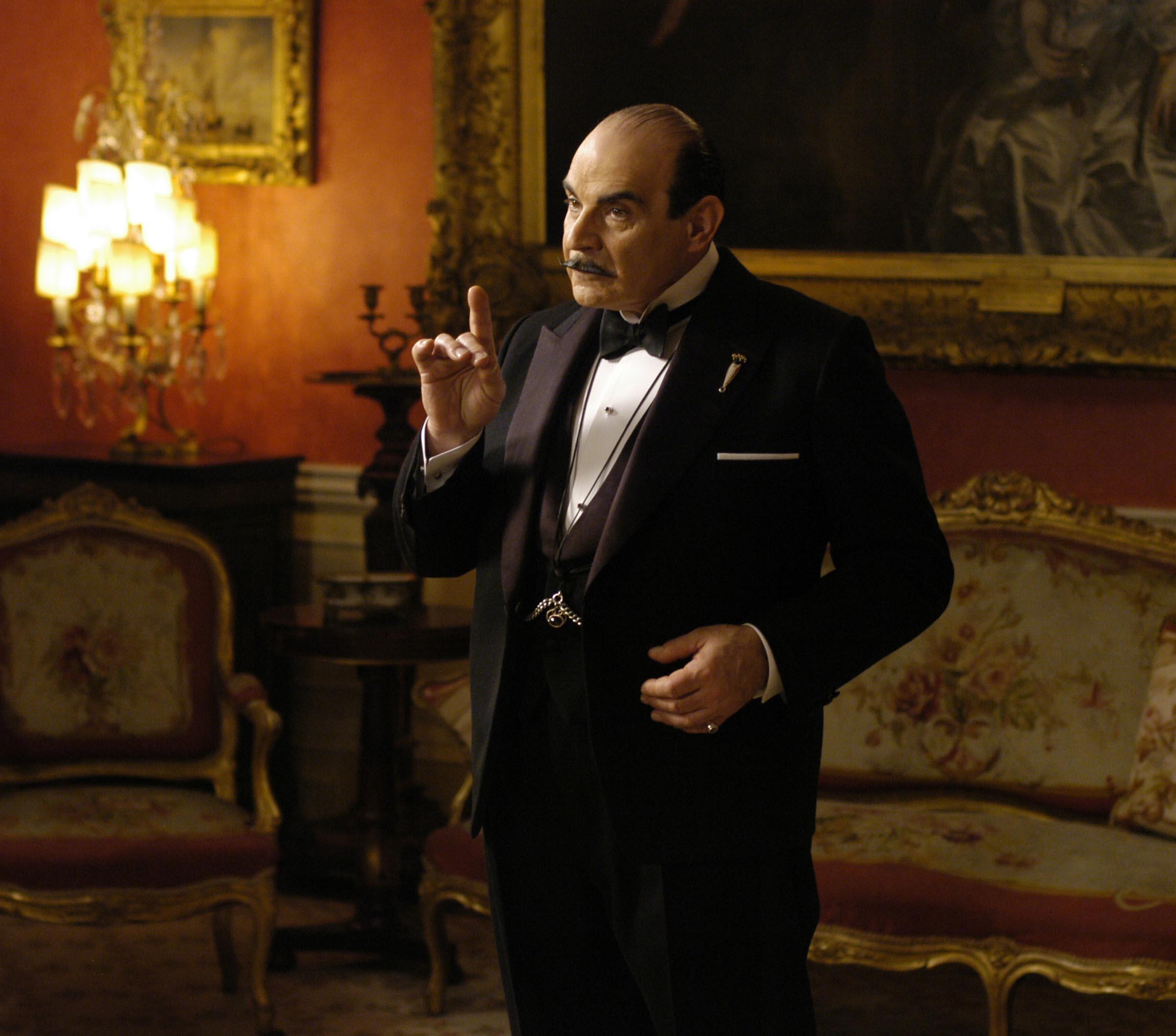 Hercule Poirot, Series X, PBS