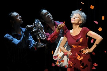 Rita Moreno: Life Without Makeup, Berkeley
