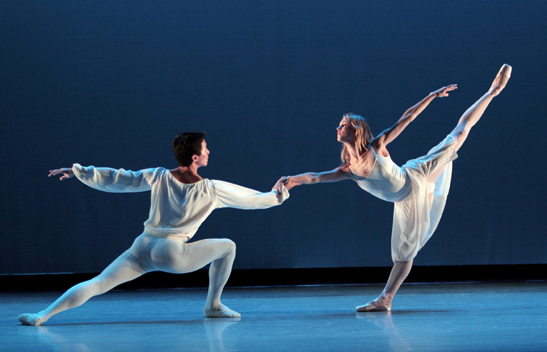 Suzanne Farrell Ballet (on tour)