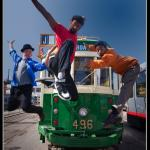 Trolley Dances, SF