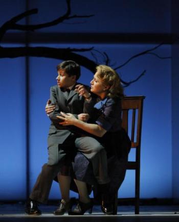 The Turn of the Screw, LA Opera