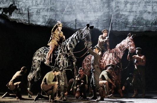 War Horse, NY