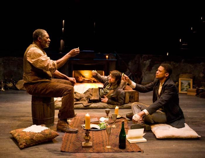 The Whipping Man, San Diego